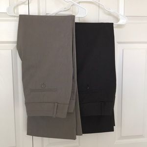2 Pair The Limited Perfect Stretch Boot Cut Pants